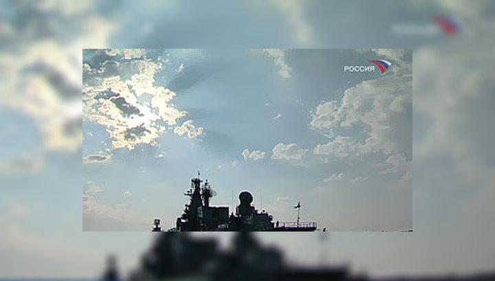 В Триполи аншлаг: туда прибыли сразу 5 российских кораблей