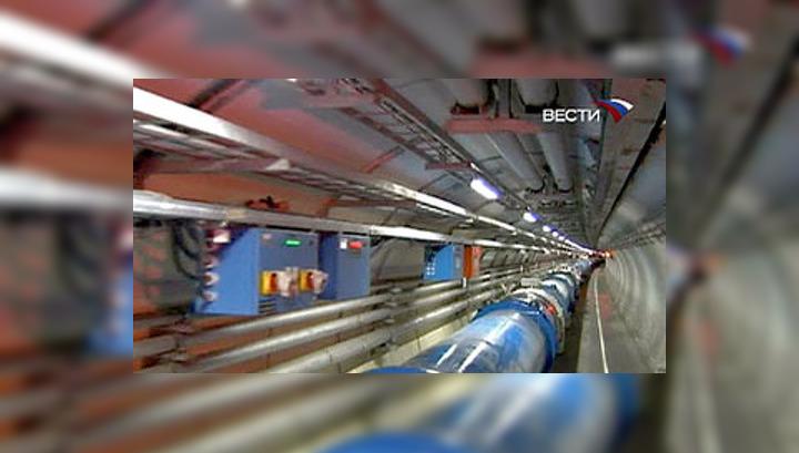 """Запуск большого адронного коллайдера должен приоткрыть тайны """"Большого взрыва"""" и образования Вселенной."""