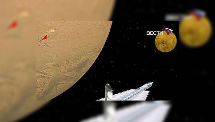 МОР уже возобновил исследования Марса при помощи установленной на его борту научной аппаратуры