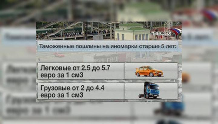 контора Марафон таможенные пошлины на автомобили фонд обязательного