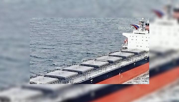 Пираты освободили гонконгское судно