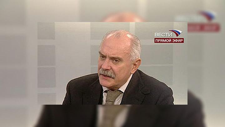 Никита Михалков: патриарх повернул людей лицом к храму