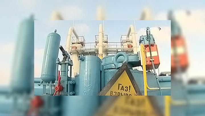 Украина забирает транзитный газ и жалуется Европе на Россию