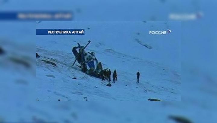 Подробности крушения вертолета на Алтае. Рассказ пилота