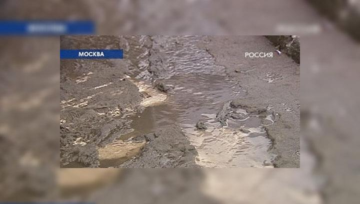 """На Москву надвигается """"предновогодняя"""" жара"""