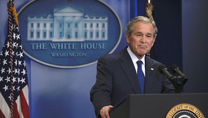Буш восхищен профессионализмом и героизмом экипажа А-320
