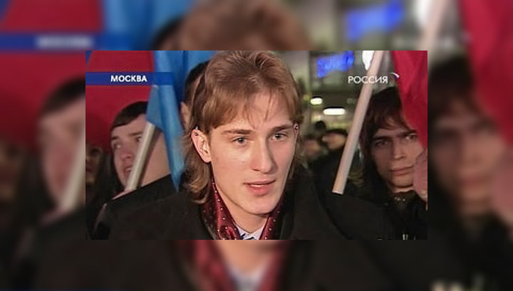 Москва встретила защитника Бронзового солдата