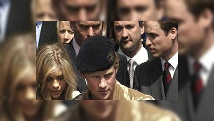 У принца Гарри роман с австралийской певицей Натали Имбрулья