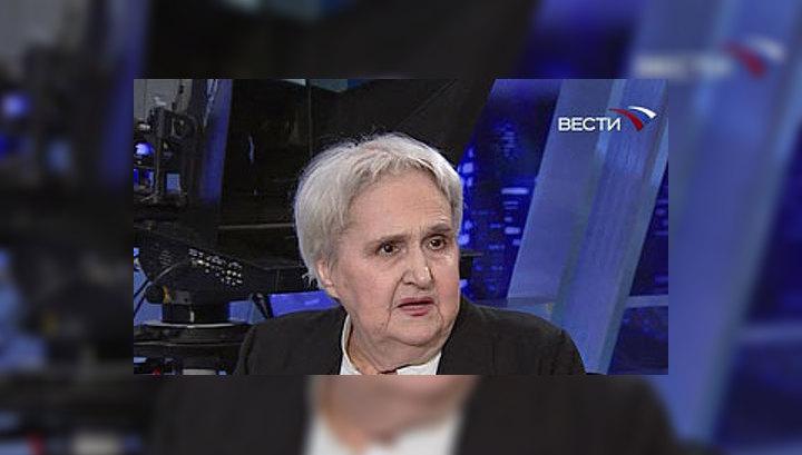 Сагалаев: Нонна Бодрова - это целая эпоха телевидения