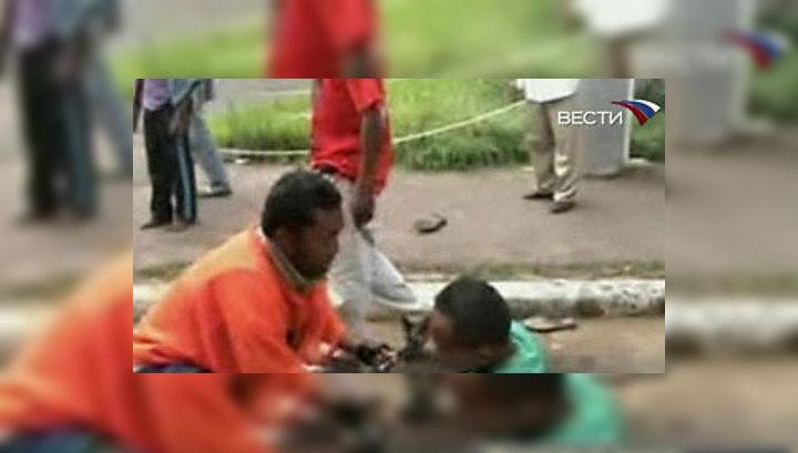 Расстрел демонстрации привел к отставке министра обороны Мадагаскара