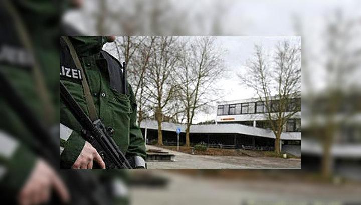 В немецкой школе расстреляны 10 человек