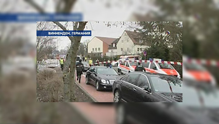 Кровавая бойня в Германии: подросток расстрелял 16 человек
