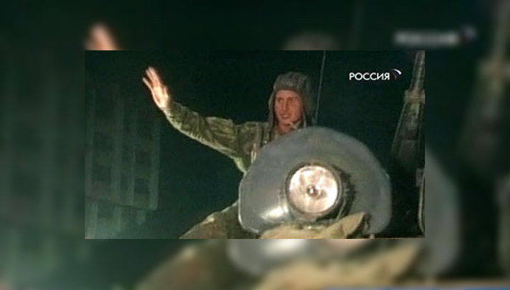 Дерзкий марш-бросок российских миротворцев в Косово