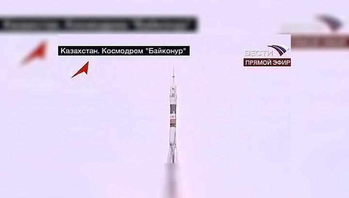 """""""Союз"""" улетел к МКС"""