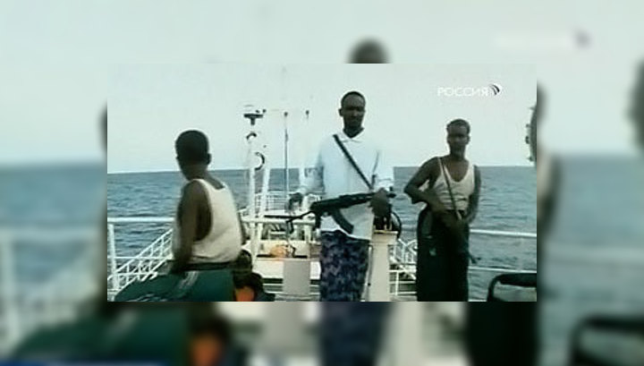 Пираты освободили судно Thai Union-3