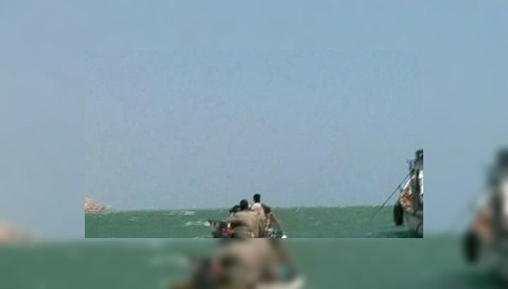 Пираты освободили судно с украинским экипажем за выкуп