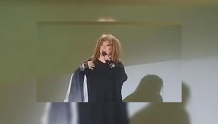 Алла Пугачёва. Концерт с пьедестала