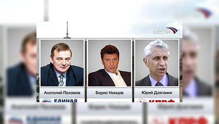 Анатолий Пахомов побеждает на выборах мэра Сочи