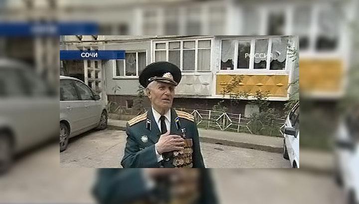 Ветеран, проживший 14 лет на балконе, получил квартиру