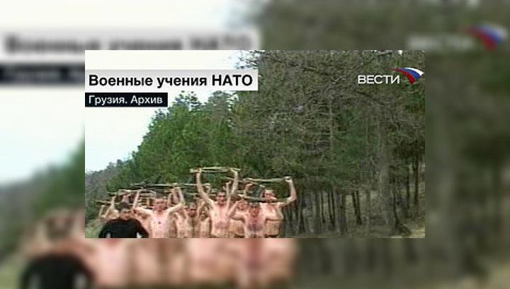 В Вазиани прибыли первые натовские военные
