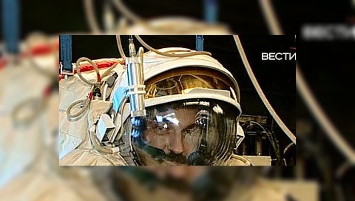 "Космонавтам МКС привезут ""умные"" скафандры"