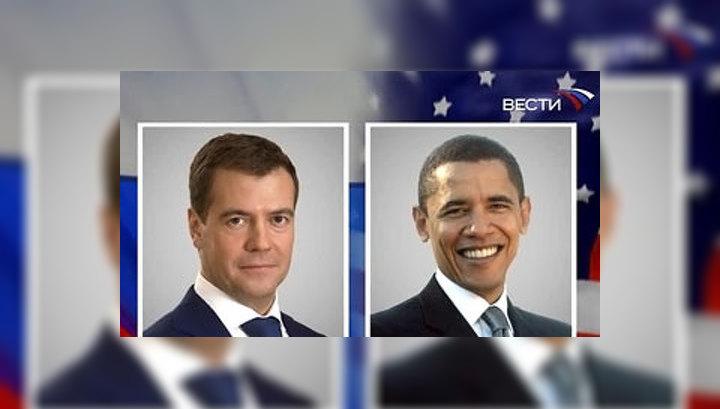 """""""Я надеюсь, что приезд президента Обамы позволит ему, его близким, его команде лучше узнать Россию"""", - сказал Медведев"""