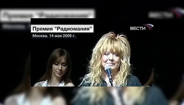 Пугачёва Алла Борисовна