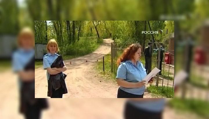 """Опечатывать российские дачи начали с """"Островка"""""""