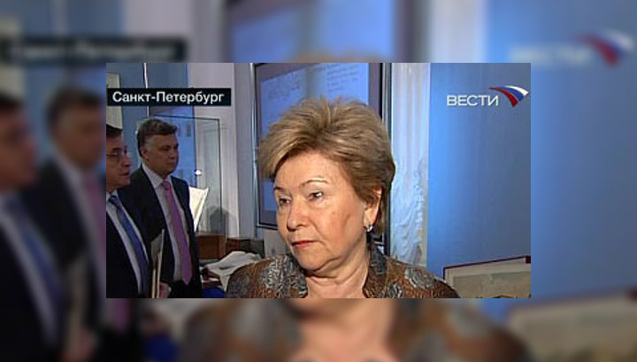 Наина Ельцина: библиотека - лучшая память о Борисе Николаевиче