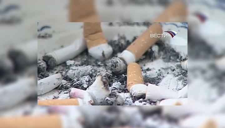 Минздрав: каждый пятый умерший от рака - курильщик