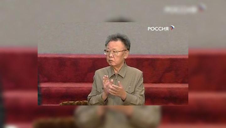 Один из южнокорейских телеканалов сообщил, что лидер КНДР Ким Чен Ир болен раком поджелудочной железы.
