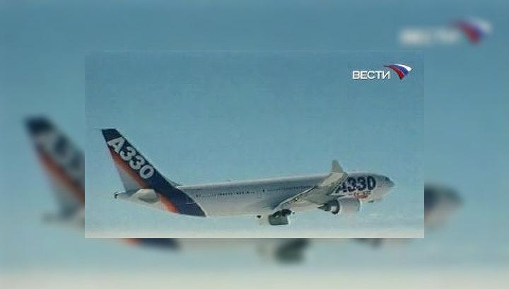 На борту пропавшего самолёта произошло короткое замыкание