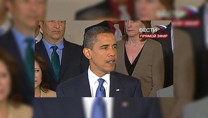 Барак Обама: от судьбы GM зависит будущее американской экономики