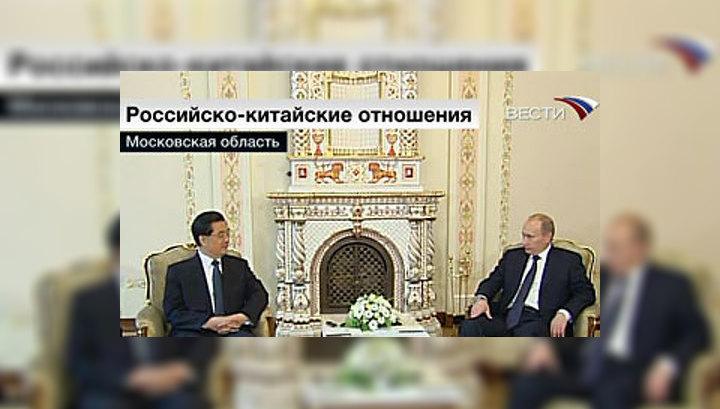 Путин: кризис не повлияет на российско-китайские отношения