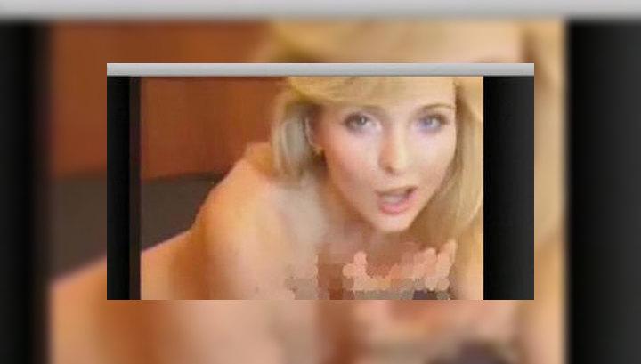 Юлия яловицина порно скандал
