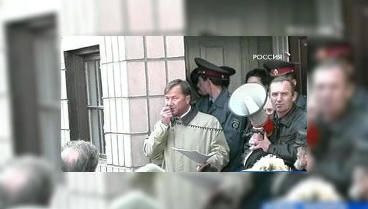 Молния убила украинского раскольника