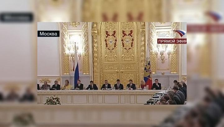 Медведев: молодежь может участвовать в жизни страны с 18 лет