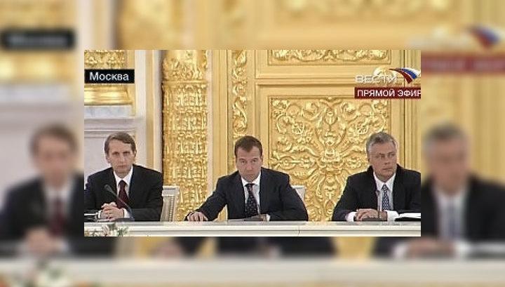Медведев расставил акценты молодежной политики