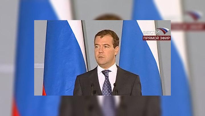 Медведев поручил изобличить убийц правозащитников в Чечне