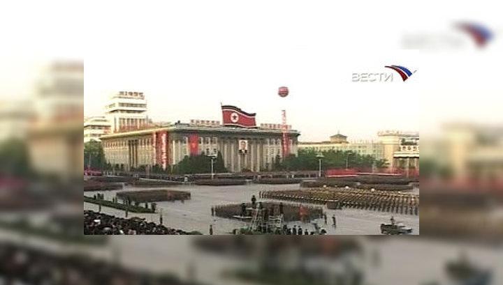 "КНДР пригрозила ""стереть с лица земли"" США"