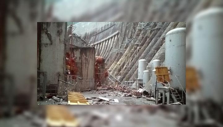 Причина аварии на Саяно-Шушенской ГЭС – взрыв масляного трансформатора