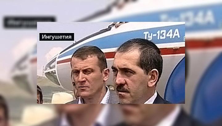 Евкуров против режима контртеррористической операции в Ингушетии
