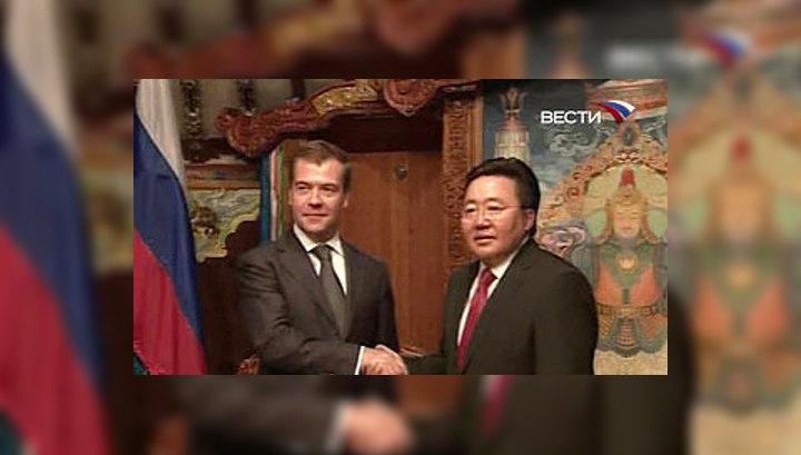 Президенты России и Монголии наградили ветеранов Халхин-Гола
