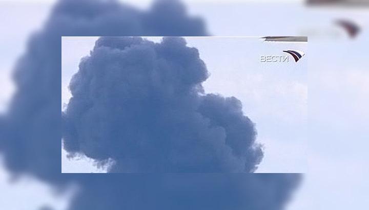На авиашоу в Польше разбился белорусский Су-27: пилоты погибли
