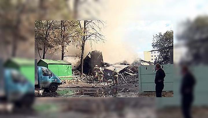 Смертельный фейерверк в Воронеже соответствовал 50 кг тротила