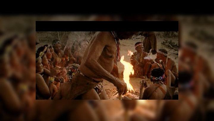 Сергей Ястржембский снял фильм о племенах Африки