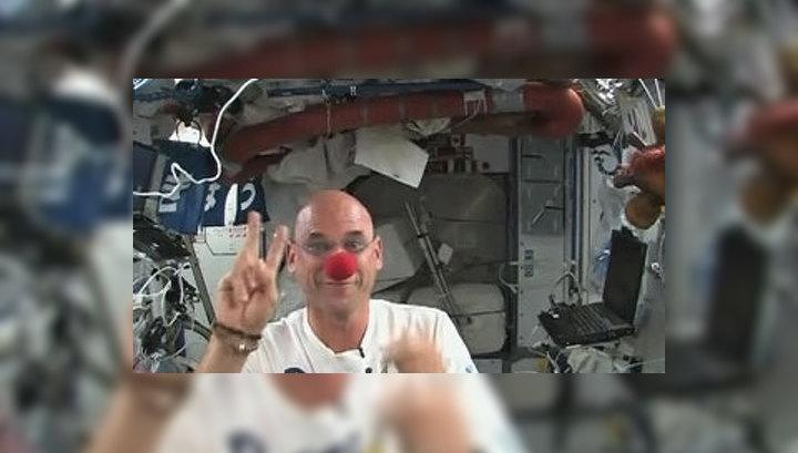Лалиберте готов лететь в космос хоть с инопланетянами