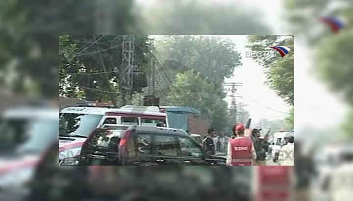 В Пакистане произошел теракт