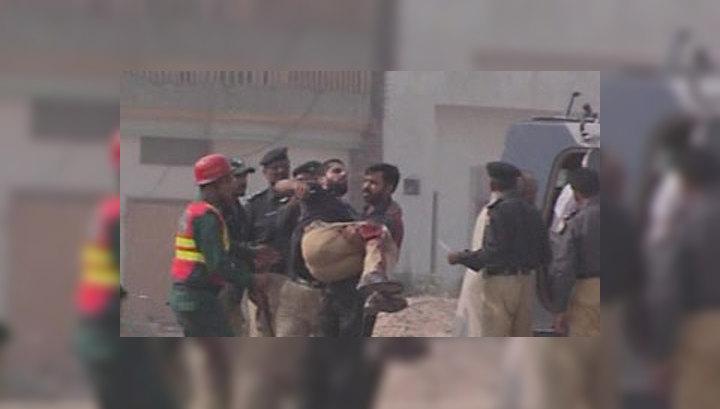 Пакистан захлестнула волна террора