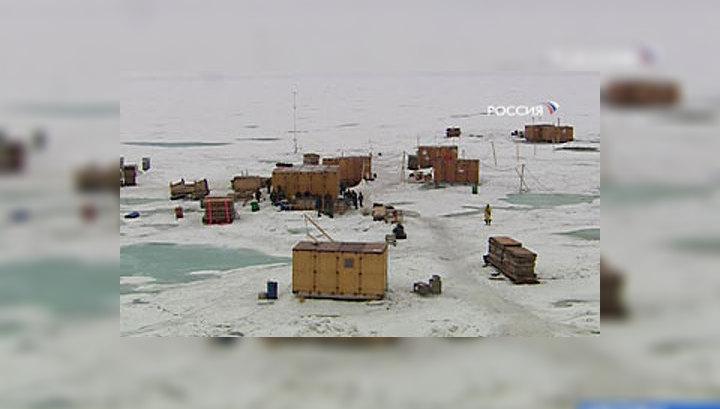 Арктическая гонка. Конкуренция нарастает